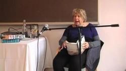 Spørsmål fra salen til Marjorie Perloff